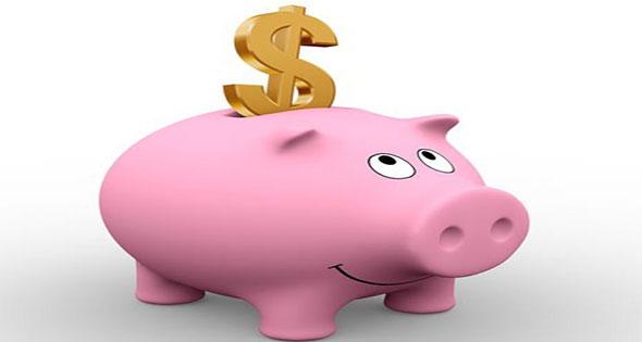 Alcancia de ahorro