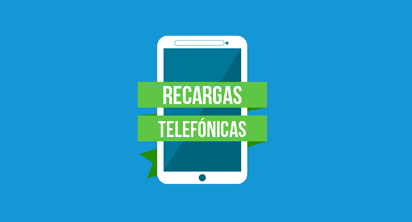 Recargas telefónicas