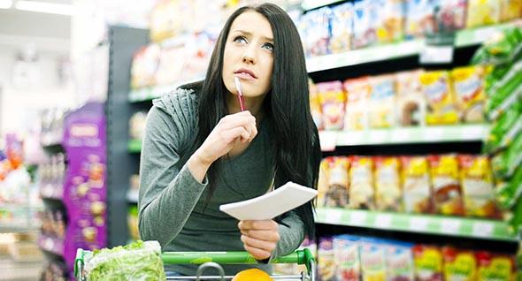 Ser más observador cuando compras algo