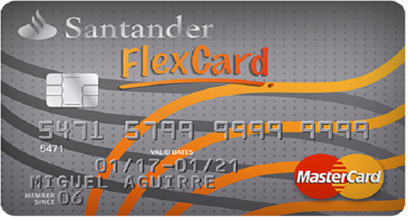 Santander Flex Card