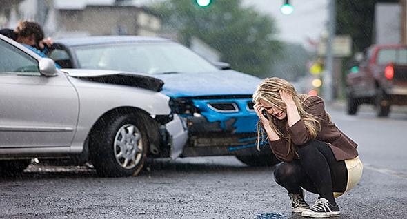 El seguro de automóvil te ampara económicamente frente a distintos riesgos