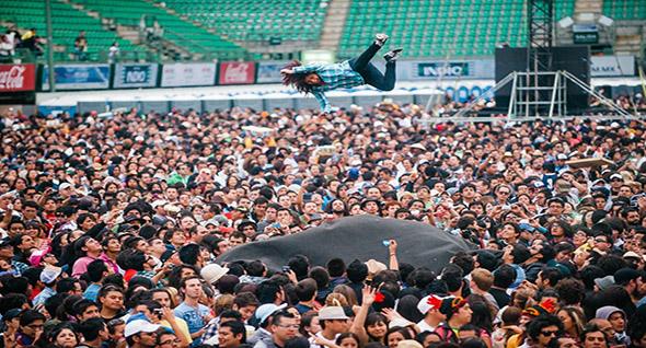 Asistir al Vive Latino