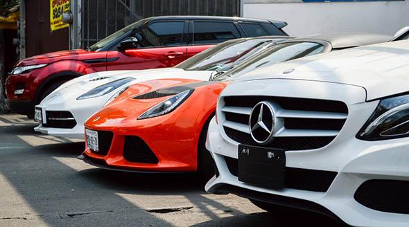 Mercado de autos Tlalpan