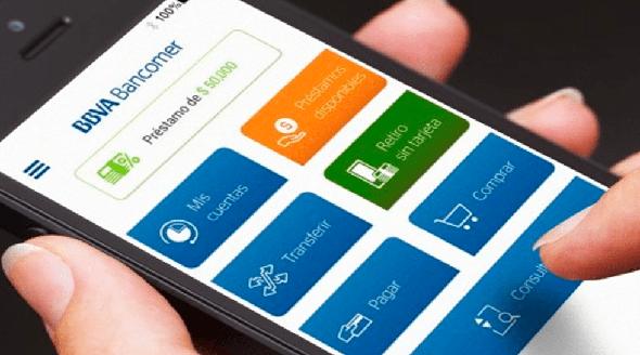 Fácil y eficaz describen a la perfección la aplicación móvil de Bancomer
